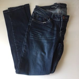 crafted by lee | skinny jeans